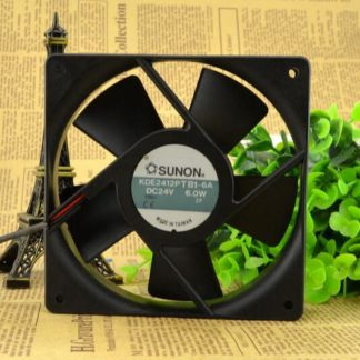 Original genuine SUNON KDE2412PTB1-6A DC24V 6.0W 120*120*25 MM fan