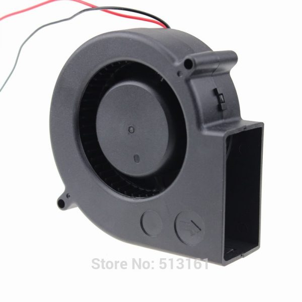 97mmx97mmx33mm 9733 12V Ball Bearing Cooling DC Cooler 97mm Blower Radial Fan