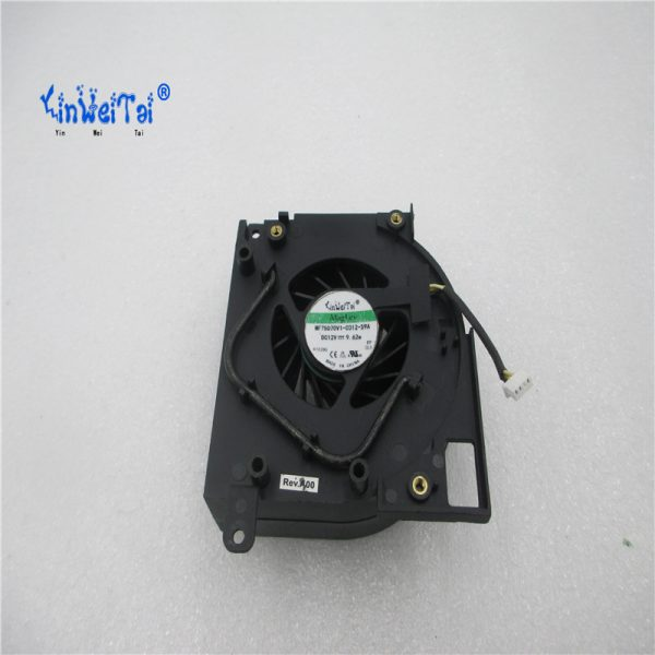 FAN FOR DELL M1306 Inspiron9100 DC280005300 GB1275PTB1-A 13.B640.F AB7312HB-M03 12V 0.24A cpu cooler heatsink axial Cooling Fan
