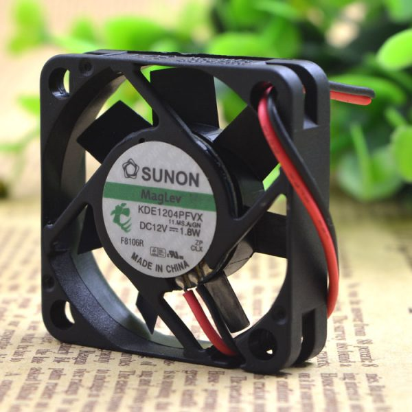 Sunon fan KDE1204PFVX 40*40*10 mm 12V 1.8W