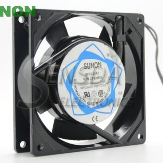 Sunon SF9225AT 2092HSL 9025 9225 9cm 90mm AC 110V server case cooling fan