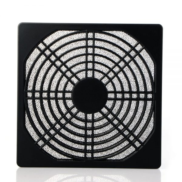 80mm 125mm PC Computer Fan Dust Cover Case 3 in 1 Dustproof Sponge Filter Mesh 8cm 12.5cm Computer Fan Colander Dust Net P0.11