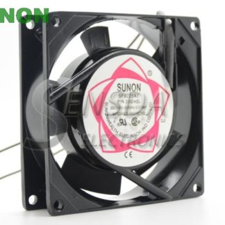 Sunon 92*92*25 mm 9cm 90mm SF9225AT 2092HSL AC 220V server inverter cooling fan