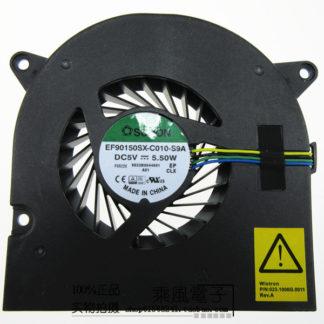 FOR Lenovo EF90150SX-C010-S9A 5v 5.50w BAAA0915R5U p001 laptop cooling fan