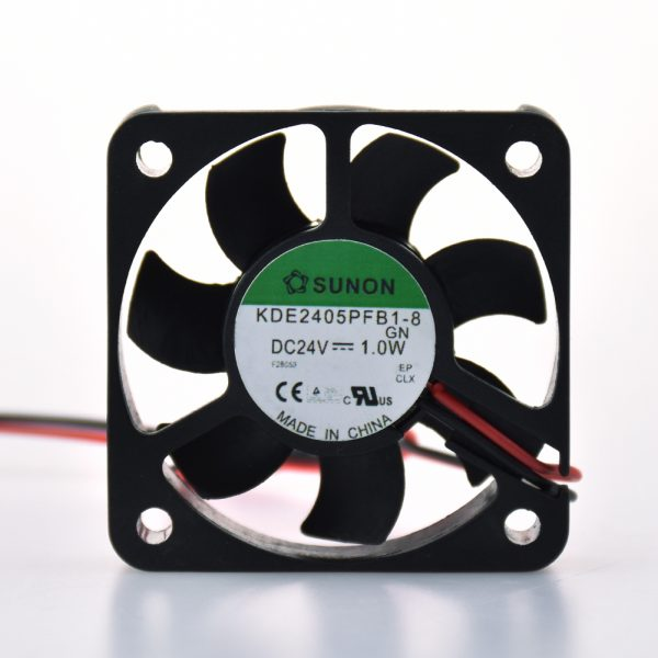 For Delta WFB1224L 12025 24V 0.16A Double ball mute inverter cooling fan