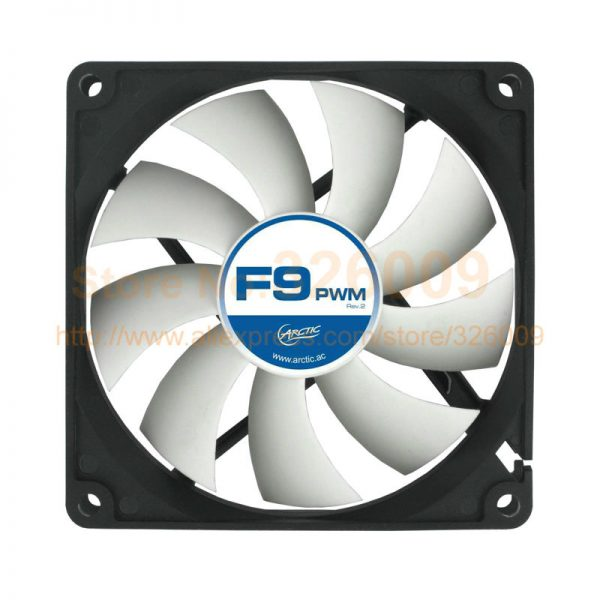 Arctic F9 PWM PST 4pin 9cm 90mm 92mm Cooler cooling fan temperature control silent fan Genuine original