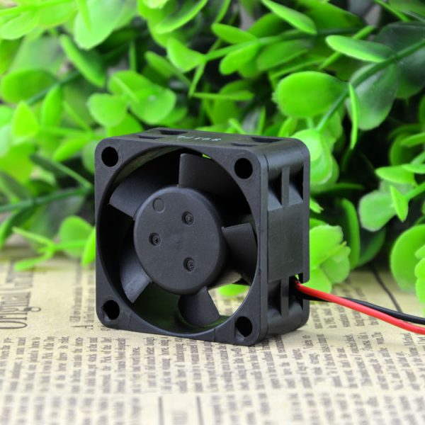 Free Delivery. DFB0412M 4020 12 v 0.08 A 4 cm ultra-quiet 1 u switch case A cooling fan