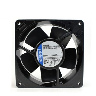 New original 4656ZWU 12038 220V 18 / 19W IP68 all metal fan