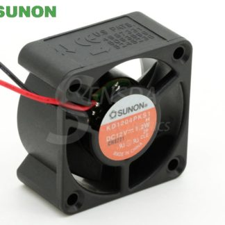 Original SUNON KD1204PKS1 4cm 40mm DC 12V 1.2W cpu cooler heatsink axial 4020 40x40x20mm cooling Fans
