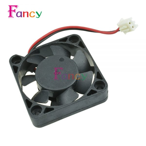 Cooler Axial Fan 12V 40x40x10mm For Arduino Raspberry Pi Computer 3D printer CF