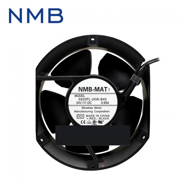 New and original inverter fan 5920PL-05W-B40 1751 24V axial fan authentic spot 172*150*50mm