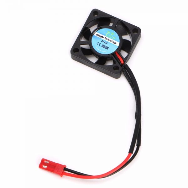 DC 5V/12V 30*30*7mm Small 2Pin Brushless 2-Wire 3007S Axial Cooler Cooling Fan #H029#