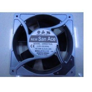 Sanyo cooling fan 109S074UL 12038 115V AC fan