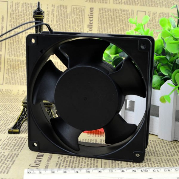 Free Delivery. 12038 2123 220 v 120 * 120 * 12 cm 38 metal cooling fan welder fan
