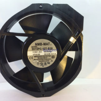 NMB-MAT 5915PC-12T-B30-A00 Fan 115V 50/60Hz 35/32W 5915PC-12T-B30 NEW