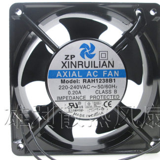 Free Delivery.RAH1238B1 AC 220V 0.20A 12038 12 centimeter cabinet fan