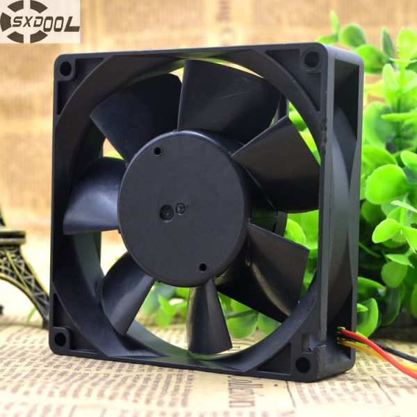 SXDOOL MMF-09D24TS RM9 24V 0.19A F740 A740 Server inverter Cooling Fan