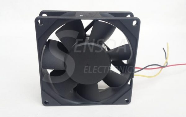 SUNON KD2408PTB1-6A 80mm 8cm DC 24V 3.4W 2-wire 80x80x25mm server inverter axial blower cooling fan