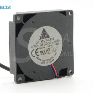 Wholesale Original DELTA BFB0512HHA DC 12V 0.24A 50X50X10MM 5CM server cooling fans