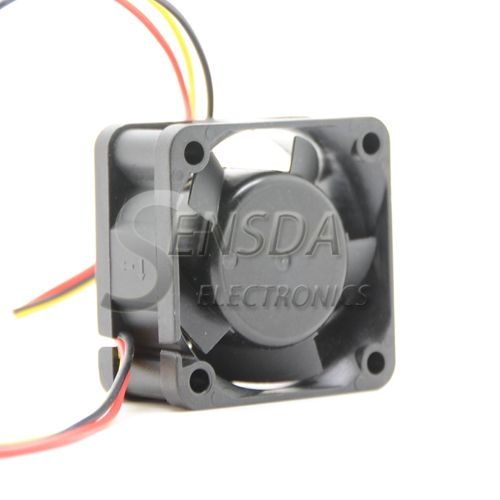 Sanyo 4020 109P0424H6D14 DC 24v 0.07A 3Wire 3Pin Inverter Cooling Fan
