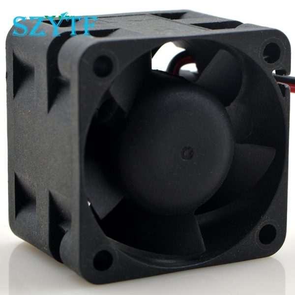 Delta PMD1238PQB1-A DC 12V 3.6W 4028 40*40*28mm 13000RPM 2 Wires Computer Blower Cooling Axial Fan