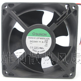Free Delivery.PMD2412PMB1-A 12038 24V 18.2W Inverter fan