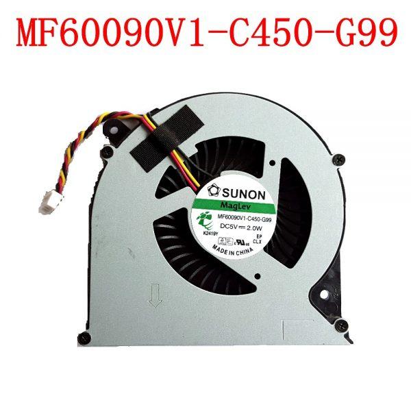 NEW Original SUNON MF60090V1-C450-G99 3PIN for Toshiba C850 C855 C870 C875 L850 L870 L850D L870D Laptops Cooling Fan