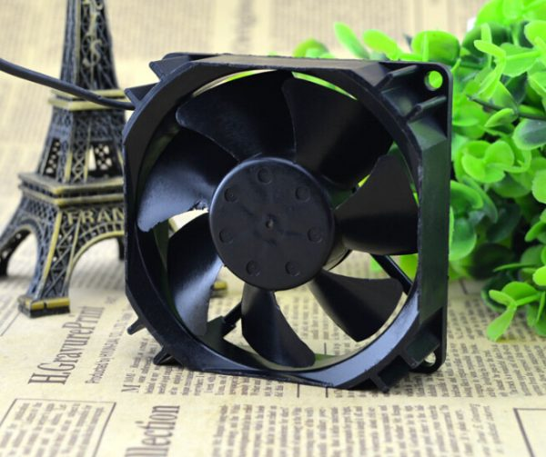 The original NMB 8CM 80*80*25 3110GL-B4W-B24 12V 0.14A quiet cooling fan
