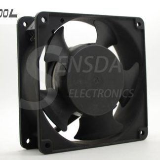 SXDOOL cooling fan 220V SJ1238HA2 120mm 12038 120*120*38 mm AC 220V-240V 50/60HZ 0.13 case axial metal frame
