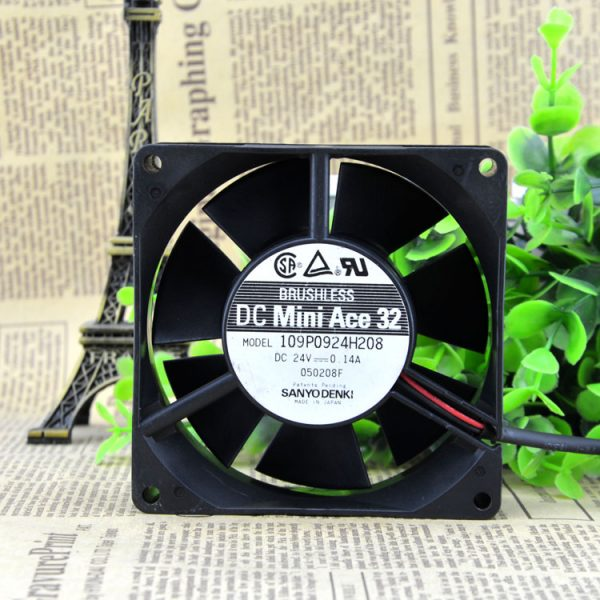 Free Delivery. 109 p0924h208 9 cm/cm 9025 24 v 0.14 A inverter fan case fans