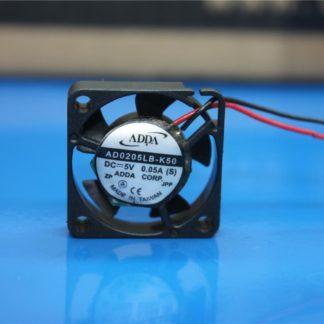 New original AD0205LB-K50 2507 2.5cm ultra-quiet mute fan DC5V 0.05A