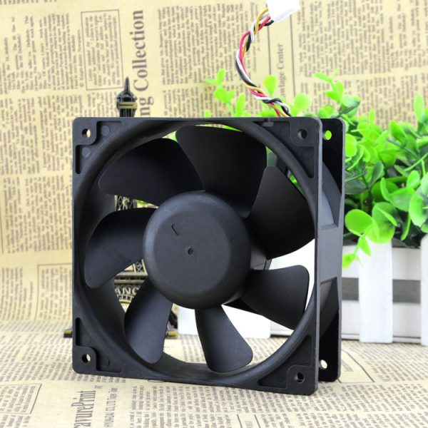 New original 12038 12CM 24V fan inverter industrial computer fan P1238B24H