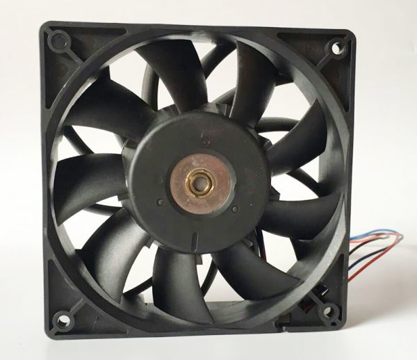 DELTA FFB1224EHE-F00 12038 120x120x38mm 12cm DC 24V 1.5A 3 Lines wind capacity strong wind server inverter cooling fan