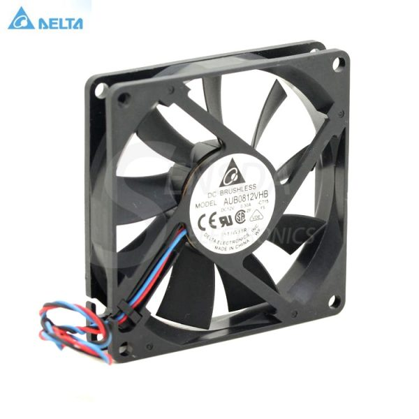 Original Delta GFC0612DW DC 12V 3.0A 6CM 6076 Automotive Supercharged Modified Super Violent Cooling Fan