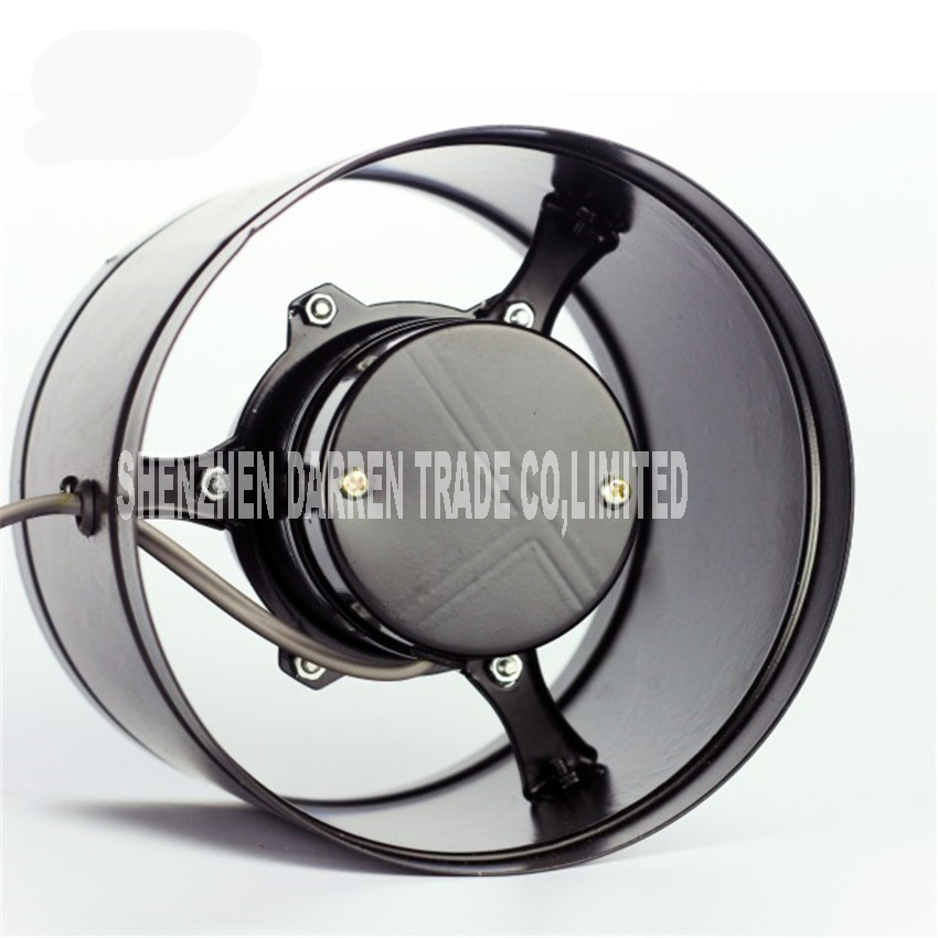 In Line Extractor Fans For Bathrooms: KHG-150 Air Cleaning Of The Kitchen Ventilation Axial Fan