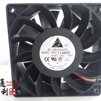 Original fan TFC1248DE 12038 48V 1.00A