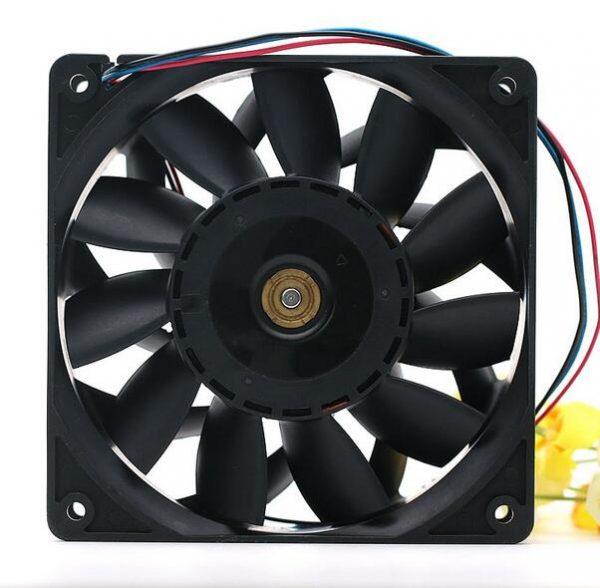 AVC DBTB1238B4U DC 24V 1.76A 12CM 12038 120*120*38MM 3-wires inverter cooling fan