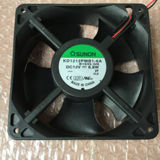 Original SUNON KD1212PMB1-6A 12V 6.8W 12038 12CM 120 * 120 * 38mm Chassis Cooling Fan