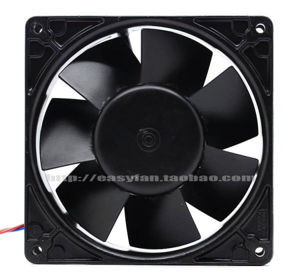 NEW FOR EBMPAPST ebm W2G115-AG75-88 48V 15W Metal thermostability 12738 cooling fan