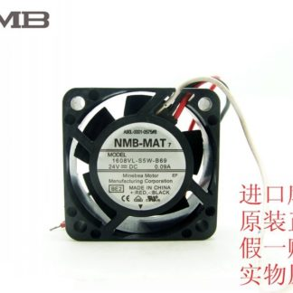 SXDOOL BKO-C2461H04 MMF-06D24DS FC1 6025 DC 24V 0.09A server inverter fan