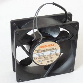 Original NMB 4715MS-23W-B5A AC220V 15/14W 120*120*38MM 12CM industrial cooling fan