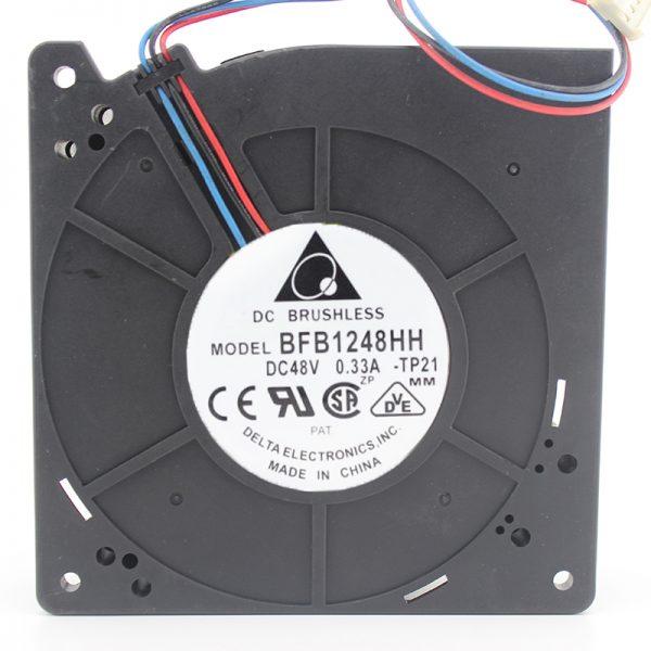 Brand new original BFB1248HH 48V 0.33A 12032 Turbo Centrifugal Blower Fan