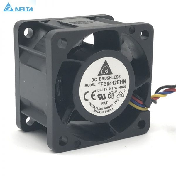 Free Delivery.12038 24V 1.20A FFB1224SHE 12CM Inverter / Server Cooling Fan