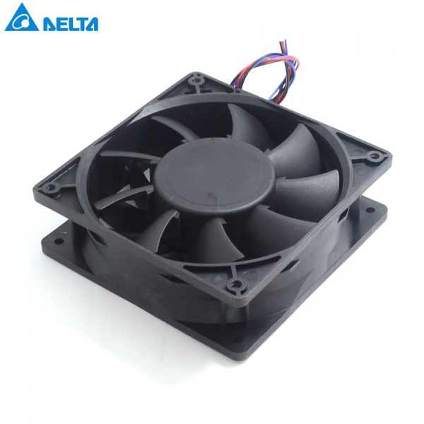 Free shipping 120*120*38mm FFB1224SHE-BR00 12038 24V 1.20A wind turbine fan for delta