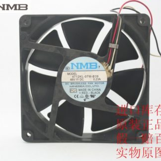NMB 4712KL-07W-B39 12032 12CM 120mm DC 48V 0.23A frequency waterproof fan