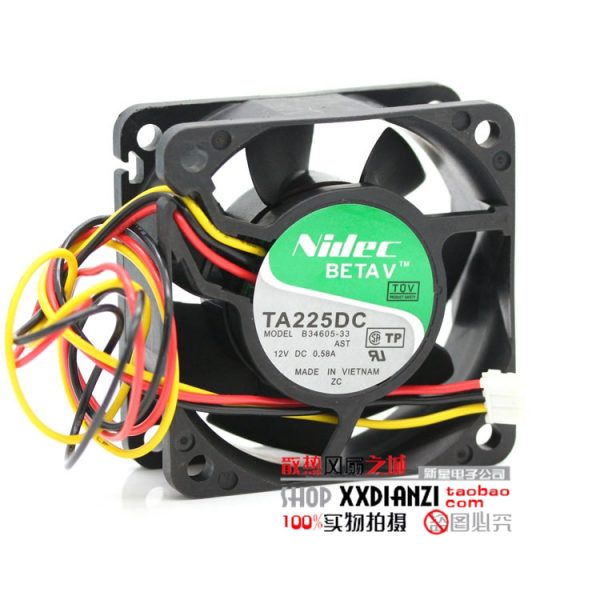 Free Delivery. AFB0424HB 4015 24 v 0.12 A inverter fan is 4 cm
