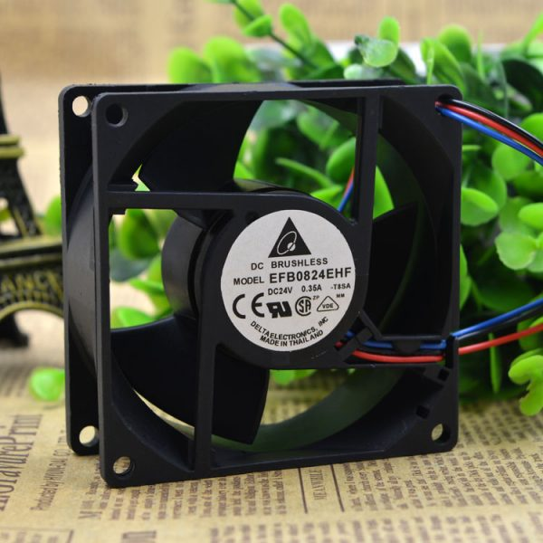 Free Delivery. EFB0824EHF inverter fan three wire fan