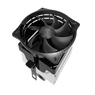 Pccooler V1 pure copper silent 10cm/100mm cpu fan for AMD Intel 775 1151 1150 1156 1155 cpu cooling radiator fan cpu cooler