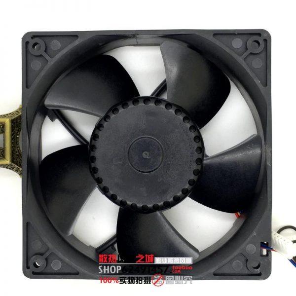 Delta AFB1248SHF 9K26 Server Square Cooling Fan DC 48V 0.45A 120x120x32mm