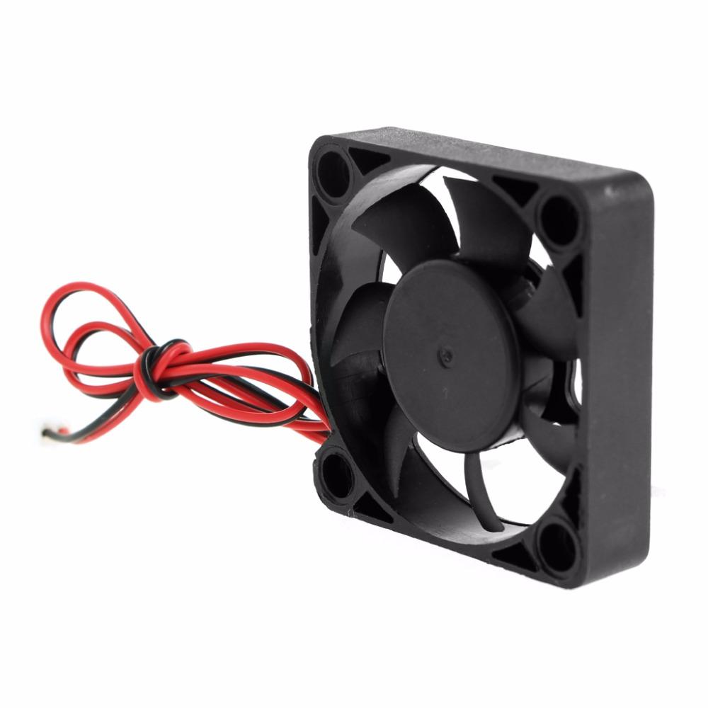 5010 12V CPU System Heatsink Cooling Cooler DC Brushless Fan Mini Computer Fans